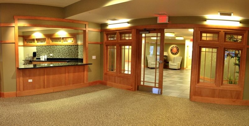 Covenant Village Northbrook Senior Community Building, Northbrook, IL